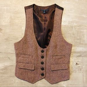 Gap Tweed Vest